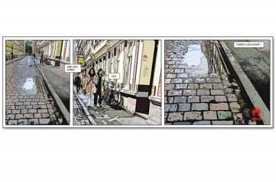 Foto in Comic umwandeln