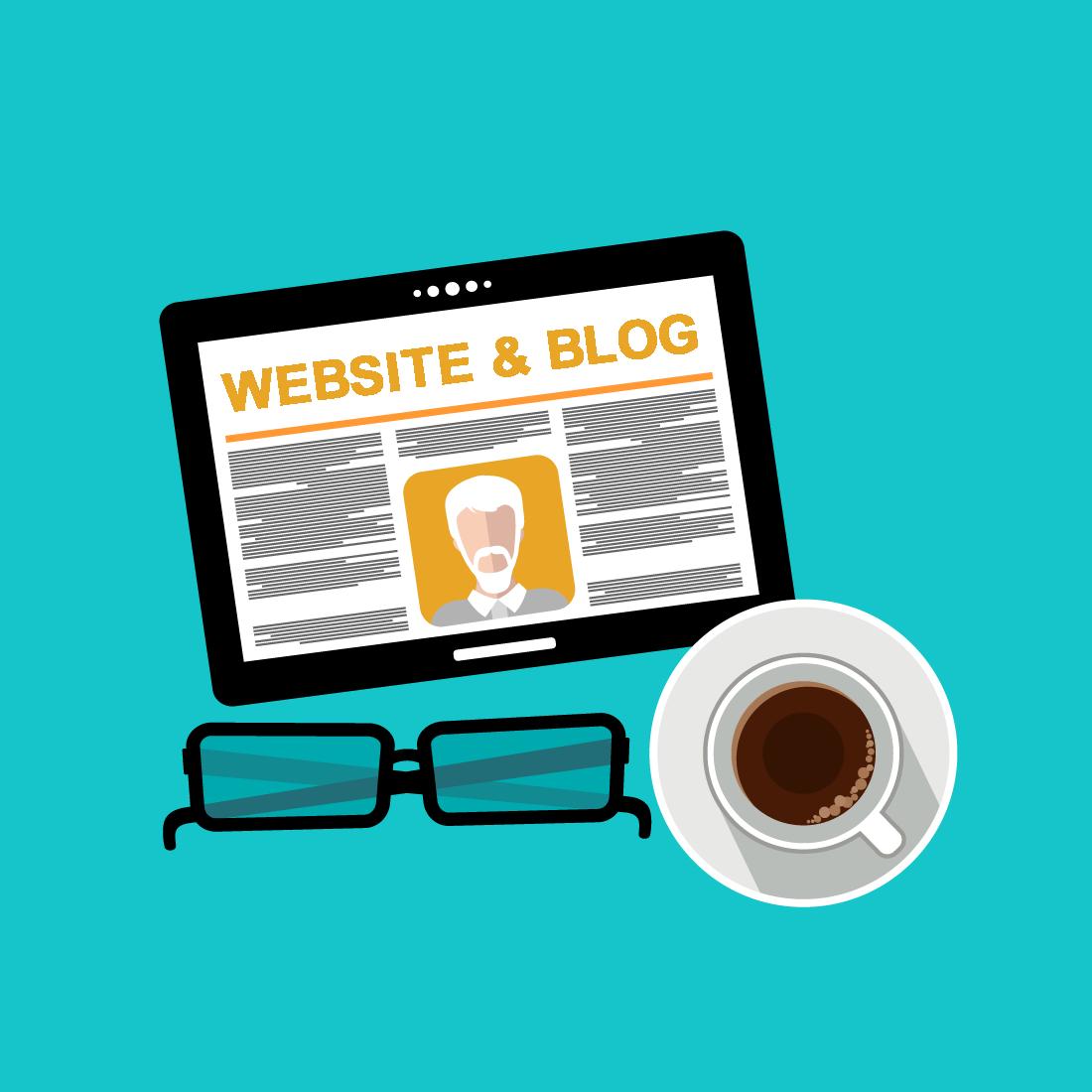 Mein persönliches Blog