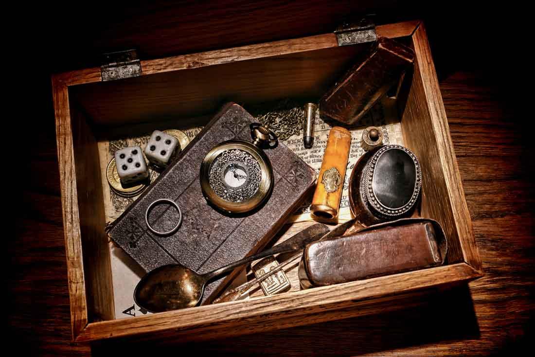 Biografisches Arbeiten mit Erinnerungsgegenständen