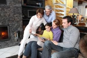 Biografie - das ideale Familiengeschenk
