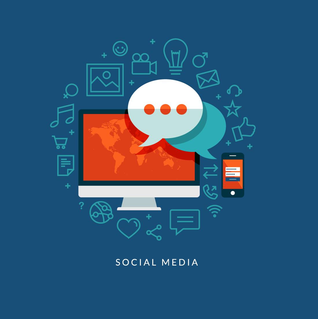 Social Media Auftritt erstellen lassen