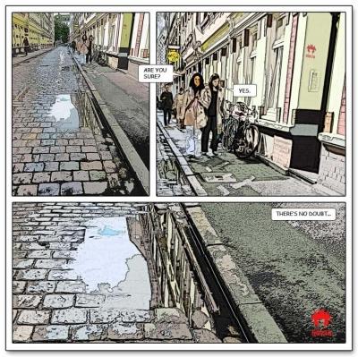 Foto 2 Comic im Gallus Verlag